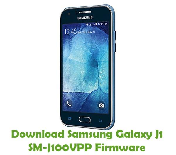 Download Samsung Galaxy J1 SM-J100VPP Stock ROM