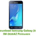 Samsung Galaxy J3 SM-J320AZ Firmware