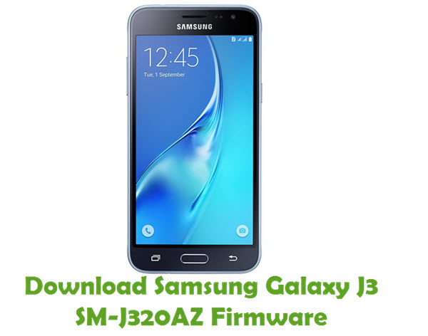 Download Samsung Galaxy J3 SM-J320AZ Firmware