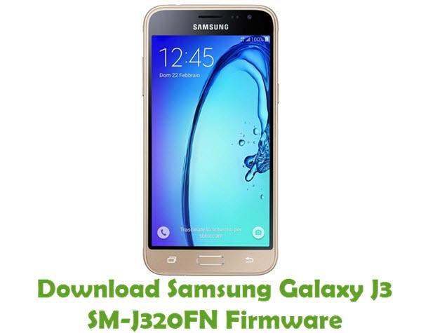 Download Samsung Galaxy J3 SM-J320FN Firmware