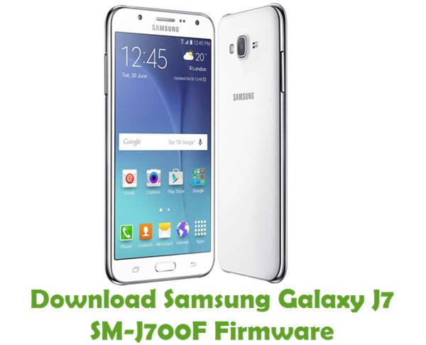 Download Samsung Galaxy J7 SM-J700F Stock ROM