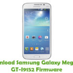 Samsung Galaxy Mega 5.8 GT-I9152 Firmware