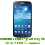 Samsung Galaxy Mega SGH-i527M Firmware