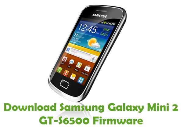 Download Samsung Galaxy Mini 2 GT-S6500 Stock ROM