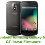 Samsung Galaxy Nexus GT-I9250 Firmware