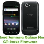 Samsung Galaxy Nexus S GT-I9023 Firmware