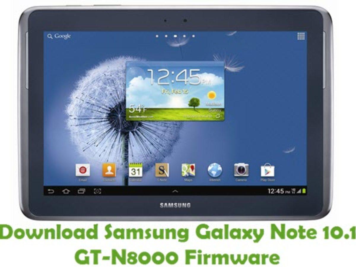 Samsung Galaxy Note 10.1 N8000 Custom Rom