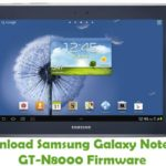 Samsung Galaxy Note 10.1 GT-N8000 Firmware