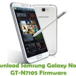 Samsung Galaxy Note 2 GT-N7105 Firmware