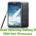 Samsung Galaxy Note 2 SGH-I317 Firmware