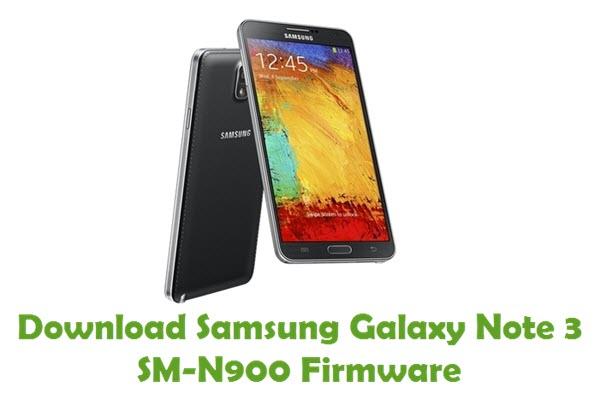 Download Samsung Galaxy Note 3 SM-N900 Firmware