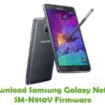 Samsung Galaxy Note 4 SM-N910V Firmware