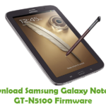 Samsung Galaxy Note 8.0 GT-N5100 Firmware