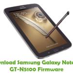 Samsung Galaxy Note 8.0 GT-N5100 Firmware