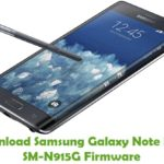 Samsung Galaxy Note Edge SM-N915G Firmware