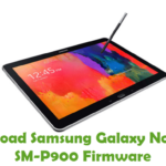 Samsung Galaxy Note Pro SM-P900 Firmware