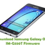 Samsung Galaxy On5 SM-G550T Firmware