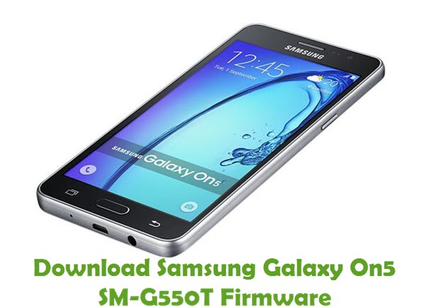 Download Samsung Galaxy On5 SM-G550T Firmware