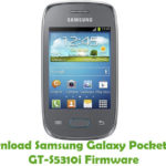 Samsung Galaxy Pocket Neo GT-S5310i Firmware