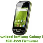 Samsung Galaxy Pop SCH-I559 Firmware