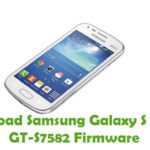 Samsung Galaxy S Duos 2 GT-S7582 Firmware