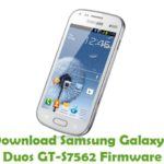 Samsung Galaxy S Duos GT-S7562 Firmware