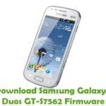 Samsung Galaxy S Duos GT-S7562 Firmware