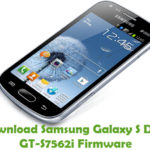 Samsung Galaxy S Duos GT-S7562i Firmware
