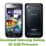 Samsung Galaxy S SC-02B Firmware