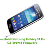 Samsung Galaxy S2 Duos GT-S7273T Firmware