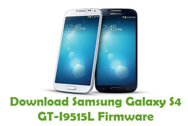 Download Samsung Galaxy S4 GT-I9515L Stock ROM