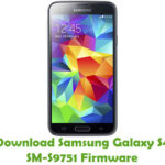 Samsung Galaxy S4 SM-S9751 Firmware