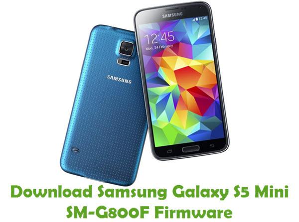 Download Samsung Galaxy S5 Mini SM-G800F Firmware - Stock