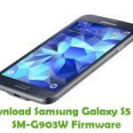 Samsung Galaxy S5 Neo SM-G903W Firmware