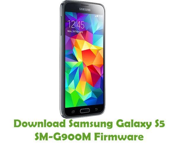 Download Samsung Galaxy S5 SM-G900M Firmware