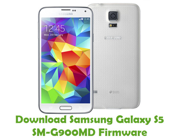 Download Samsung Galaxy S5 SM-G900MD Firmware