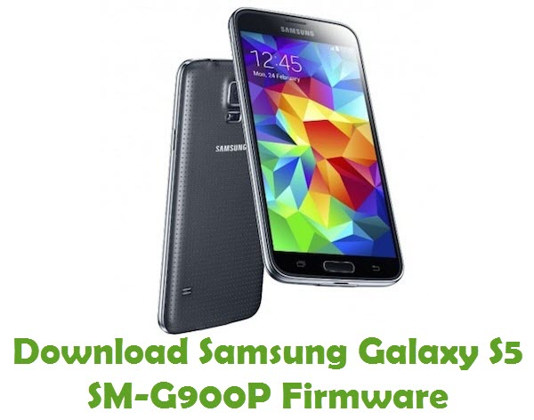Download Samsung Galaxy S5 SM-G900P Stock ROM