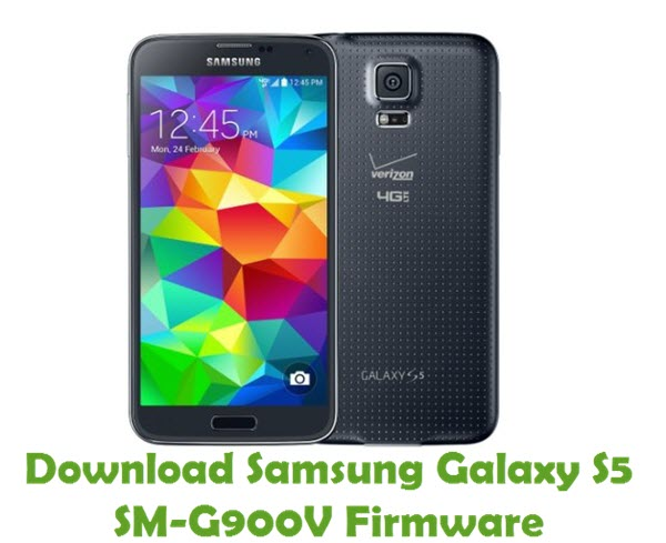 Download Samsung Galaxy S5 SM-G900V Stock ROM