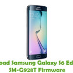 Samsung Galaxy S6 Edge Plus SM-G928T Firmware