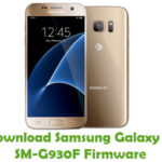 Samsung Galaxy S7 SM-G930F Firmware
