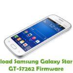 Samsung Galaxy Star Pro 2 GT-S7262 Firmware