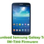 Samsung Galaxy Tab3 SM-T310 Firmware