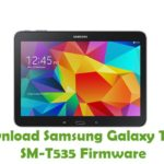Samsung Galaxy Tab4 SM-T535 Firmware