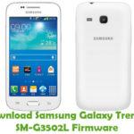 Samsung Galaxy Trend 3 SM-G3502L Firmware