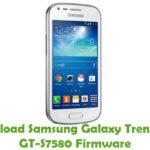 Samsung Galaxy Trend Plus GT-S7580 Firmware