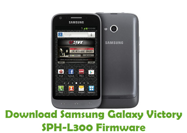 Download Samsung Galaxy Victory SPH-L300 Firmware