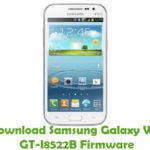Samsung Galaxy Win GT-I8522B Firmware