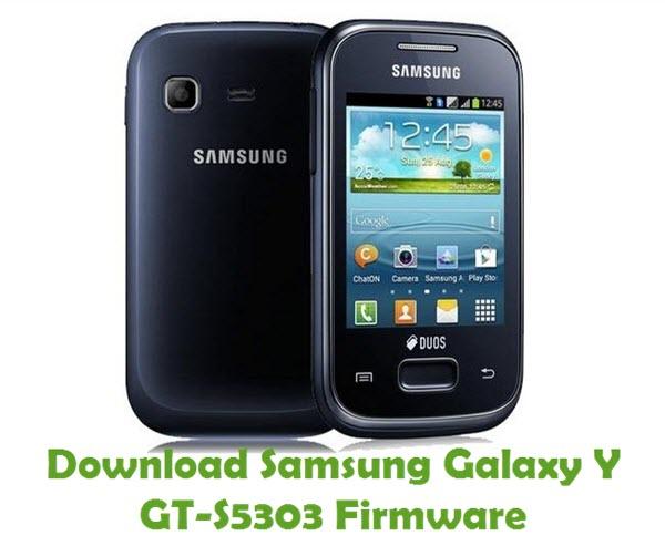 Download Samsung Galaxy Y GT-S5303 Stock ROM