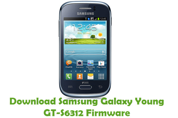 Download Samsung Galaxy Young GT-S6312 Stock ROM
