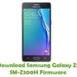 Samsung Galaxy Z3 SM-Z300H Firmware